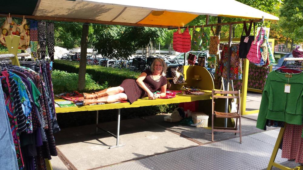 Manamea op de markt